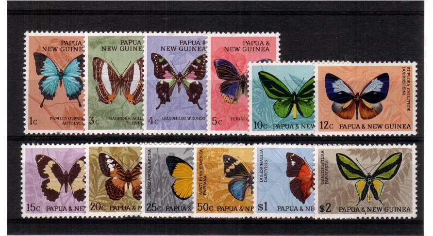 A superb unmounted mint set of twelve.<br/><b>UDX</b>
