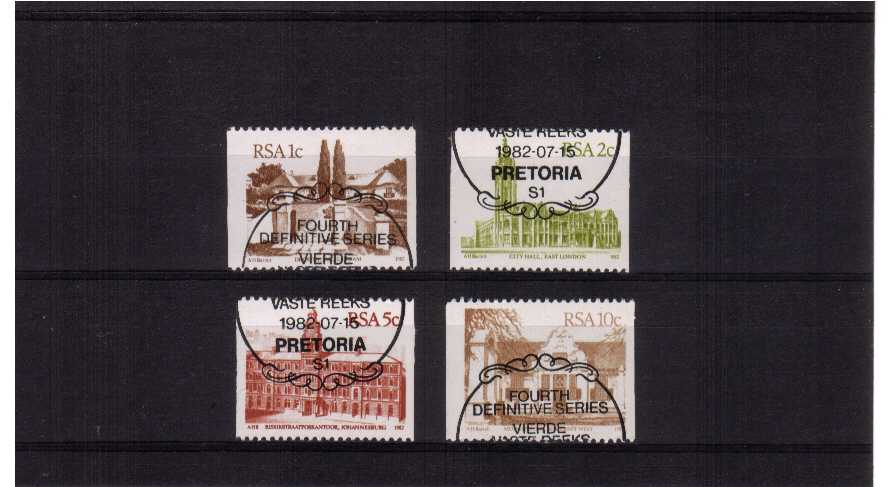 superb fine used set of 4