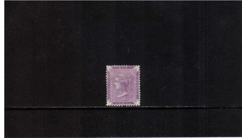 6d Reddish Lilac - a superb very fresh stamp with excellent colour and lightly mounted mint.