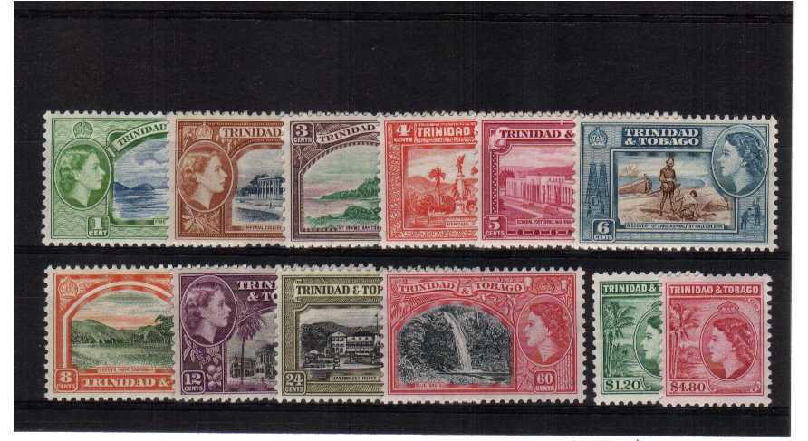 A superb unmounted mint set of twelve.<br><b>QEQ</b>