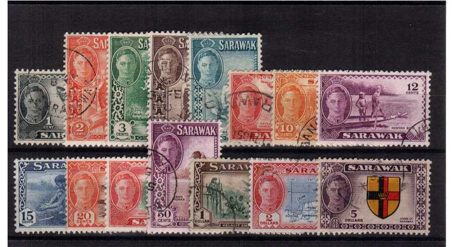 A superb fine used set of fifteen.<br><b>ZKS</b>