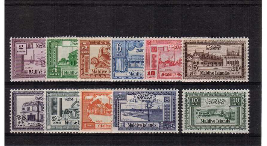 A superb unmounted mint set of eleven.<br/><b>UEU</b>