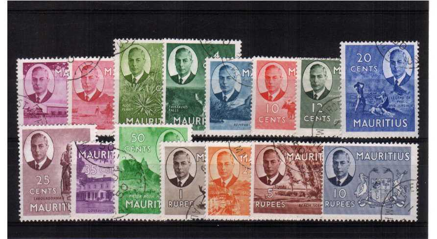 A superb fine used set of fifteen.<br/><b>ZKL</b>