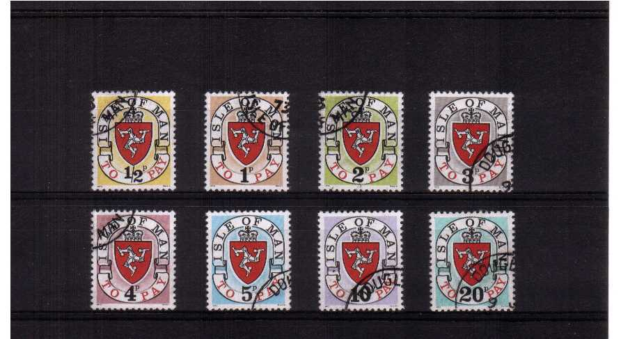 original set - superb fine used set of 8