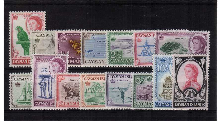 A superb unmounted mint set of fifteen.<br/><b>XZX</b>