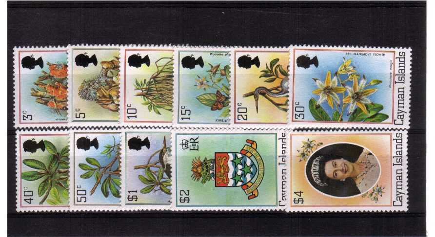 No Imprint - Superb unmounted mint set of eleven.<br/><b>ZKB</b>