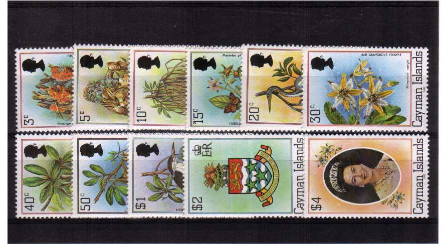 1982 imprint - superb unmounted mint set of eleven