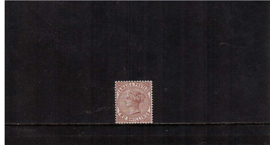 An amazing bright and fresh stamp with a trace of a hinge! SG Cat �