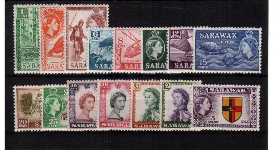 A fine very lightly mounted mint set of fifteen.<br/><b>ZDZ</b>
