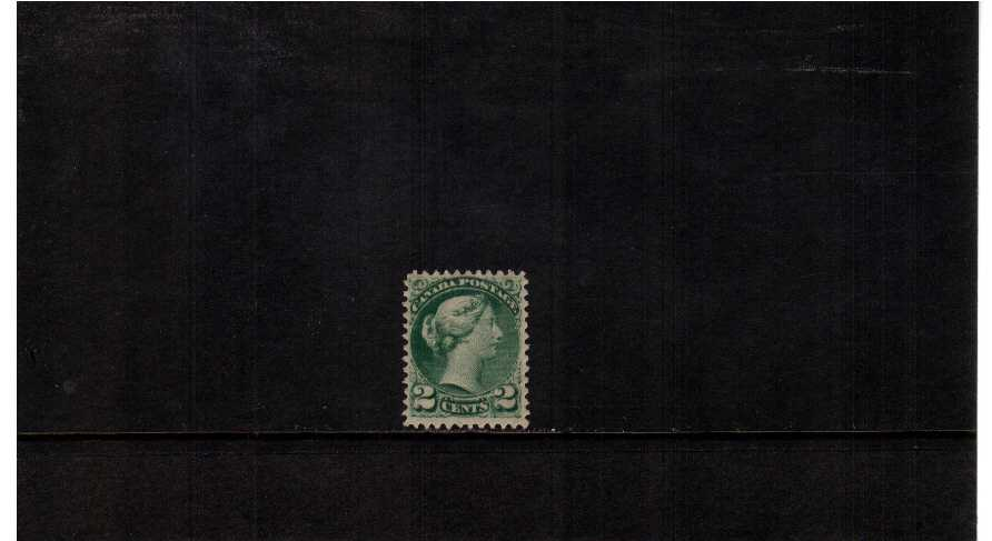 2c Deep Green ''Small Queen''<br/>