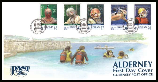 21st Anniversary of Alderney Diving Club