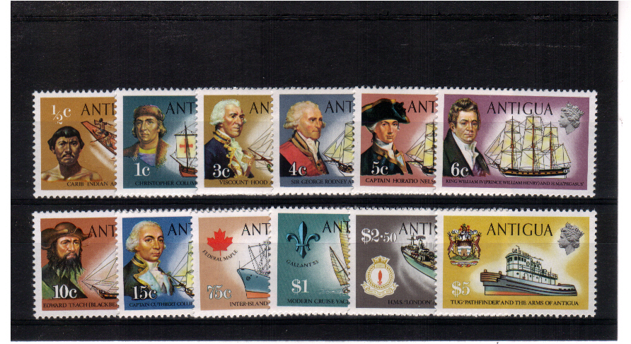 superb unmounted mint set of twelve.<br/><b>SEARCH CODE: 1948RSW</b>