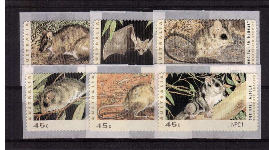 COUNTER PRINTED STAMPS<br/>