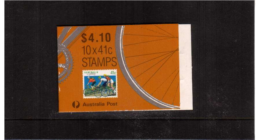 $4.10 Cycling complete booklet