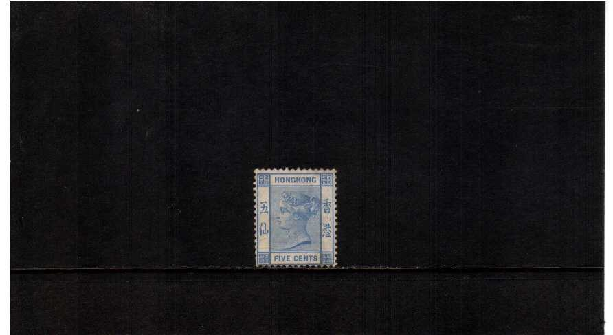 good looking stamp with no gum SG Cat �5