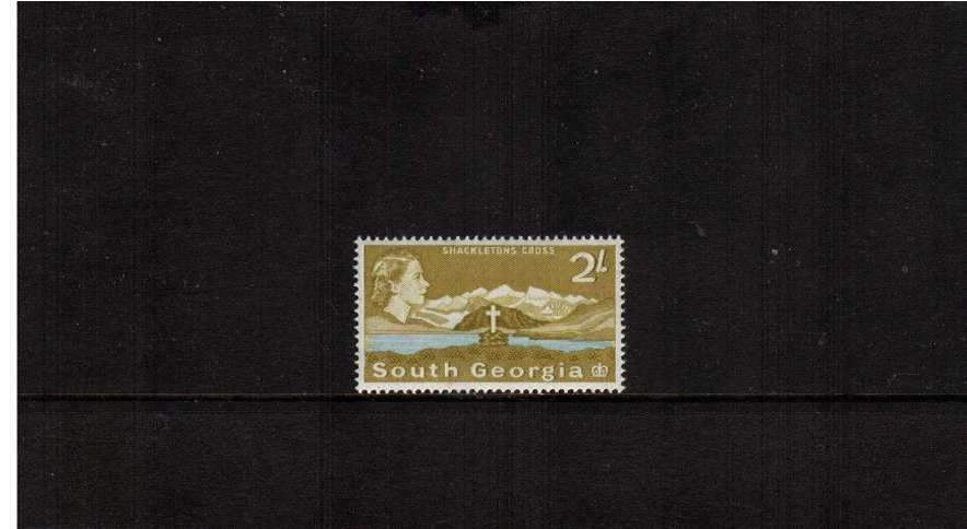 2/- definitive odd value superb unmounted mint.<br/><b>ZQF</b>