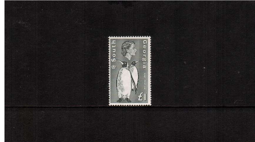�Penguin definitive odd value superb unmounted mint.<br/><b>ZQF</b>