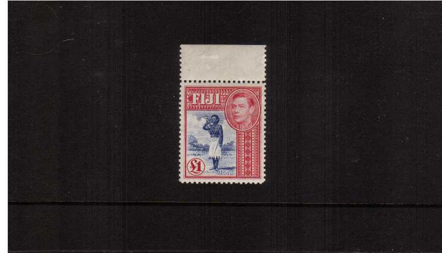 �Ultramarine and Carmine<br/> 