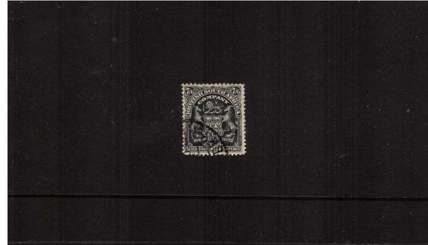 7/6d Black<br/>