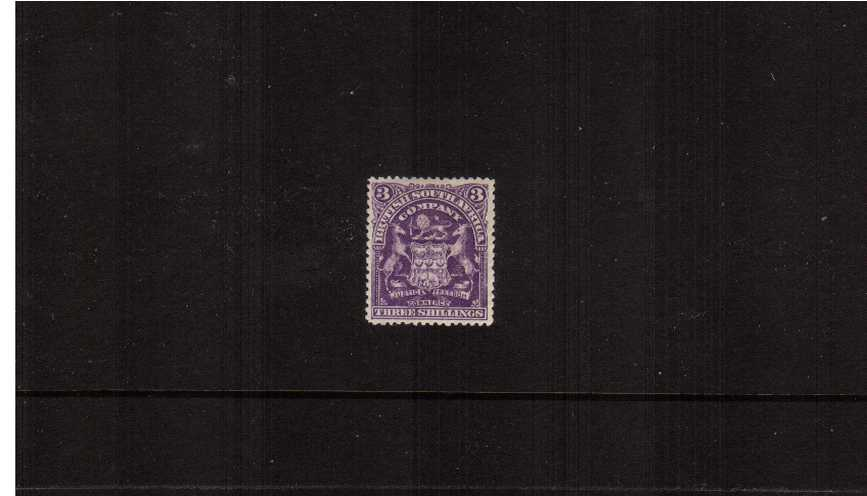 3/- Deep Violet<br/>