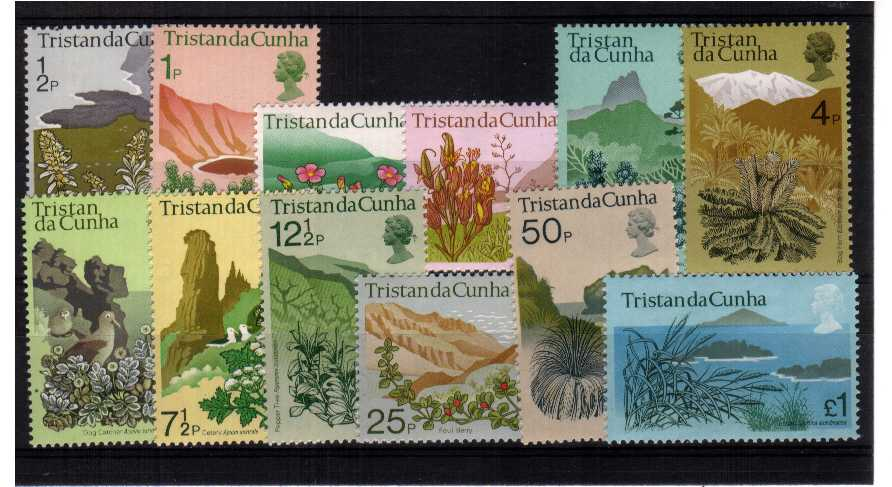 A superb unmounted mint set of twelve.<br/><b>XUX</b>
