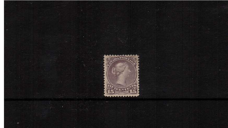 30c Slate-Purple - Medium Paper - Perforation 12<br/>