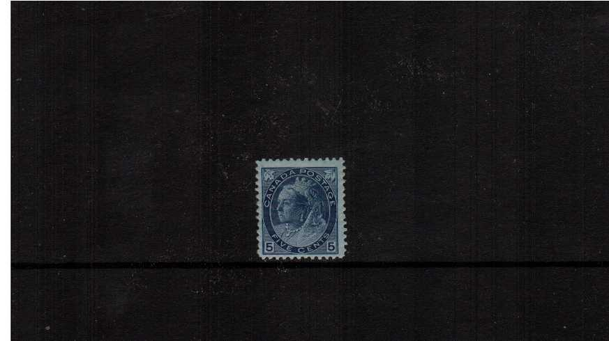 5c Prussian Blue ''Numeral Issue''<br/>