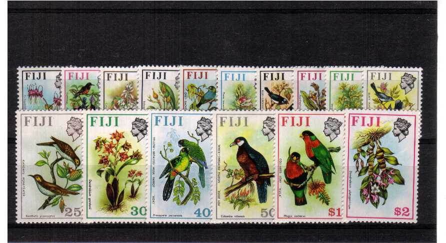 superb unmounted mint set of sixteen.<br/><b>ZKB</b>