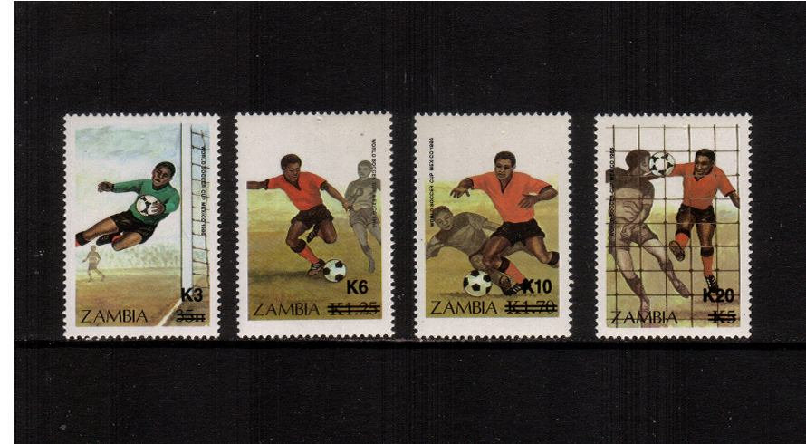 World Cup Football Championship - Mexico<br/>