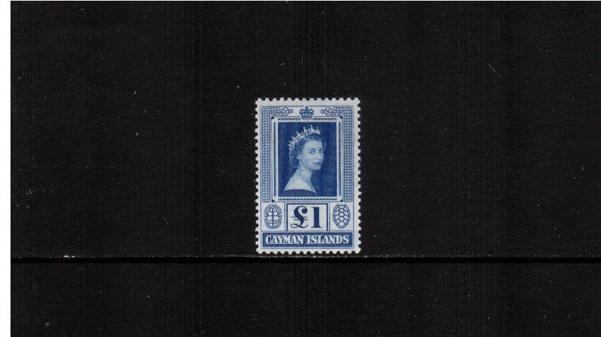 The �Blue superb unmounted mint