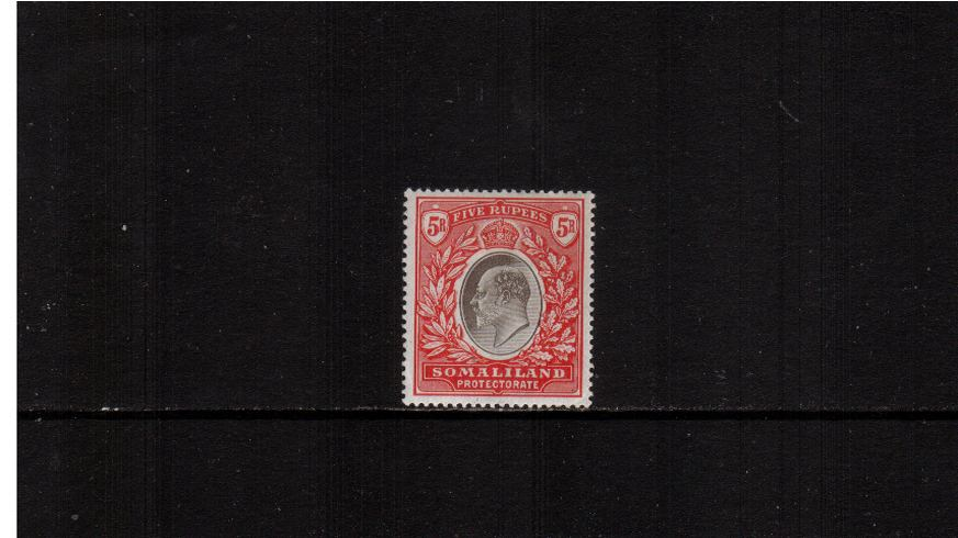 5R Grey-Black and Red<br/>