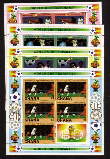 World Cup Football Championship - Spain<br/>