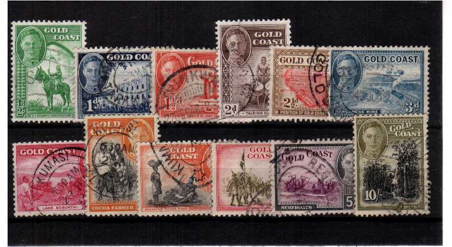 A superb fine used set of twelve.<br/><b>AQC</b>