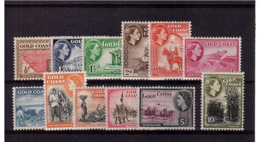 A superb unmounted mint set of twelve.<br><b>XPX</b>