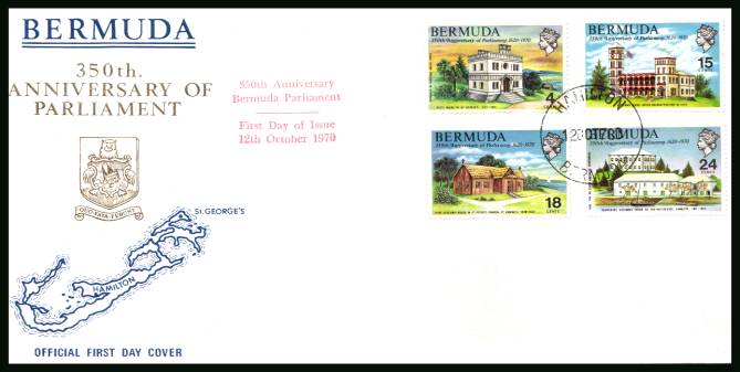350th Anniversary of Bermuda Parliament