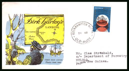 350th Anniversry of Dirk Hartog's Landing in Australia