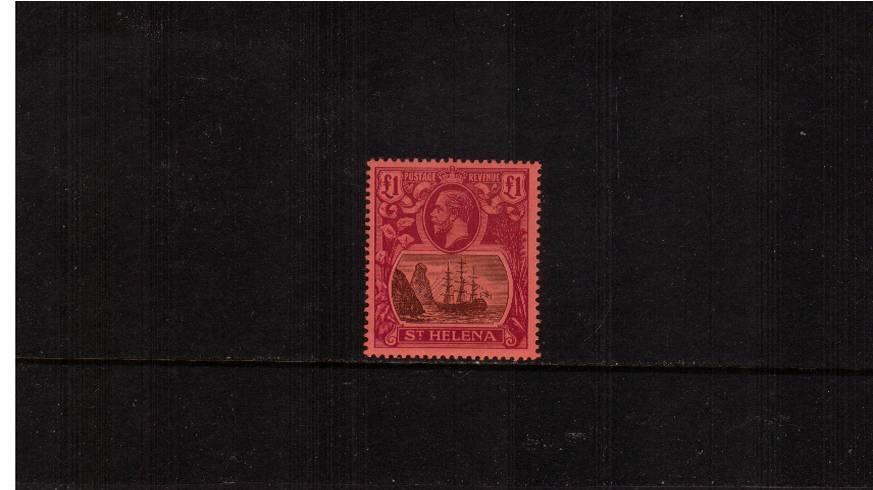 The �Grey and Purple on Red<br/>