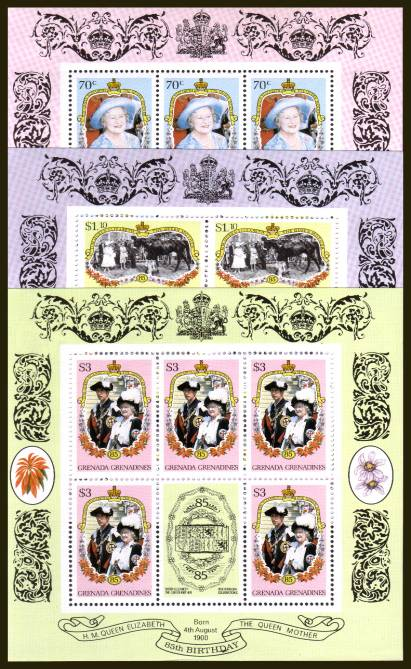 Life and Times of The Queen Mother<br/>