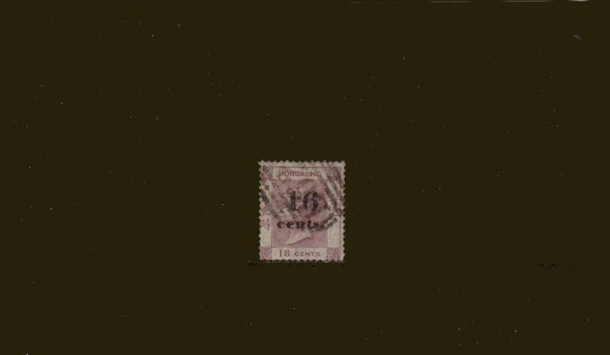 16c on 18c Lilac<br/>