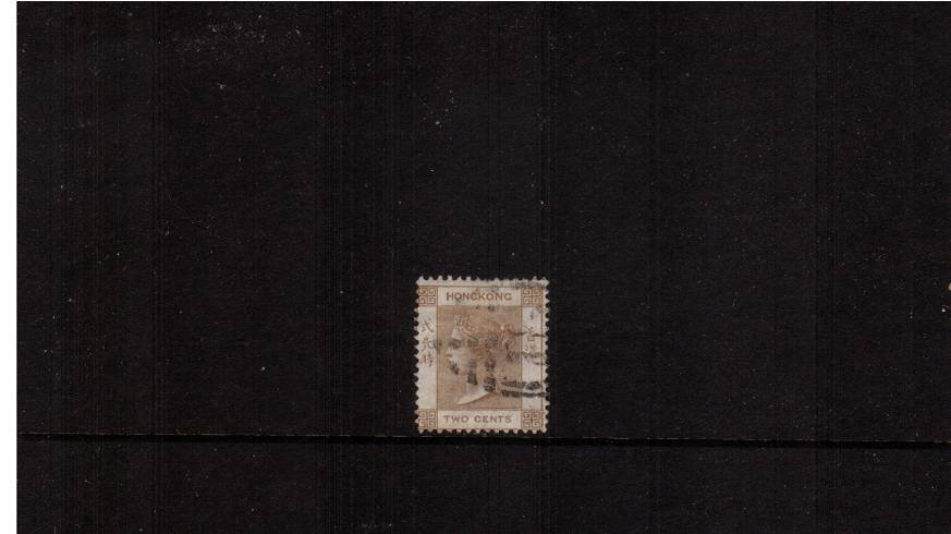 2c Pale Yellowish Brown - Watermark CC<br/>