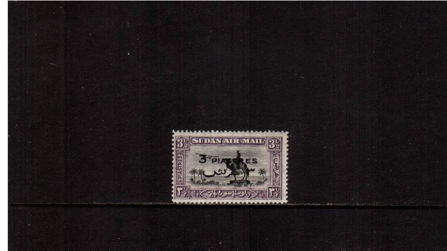 3p on 3絧 surcharged single - Perforation 14<br/>