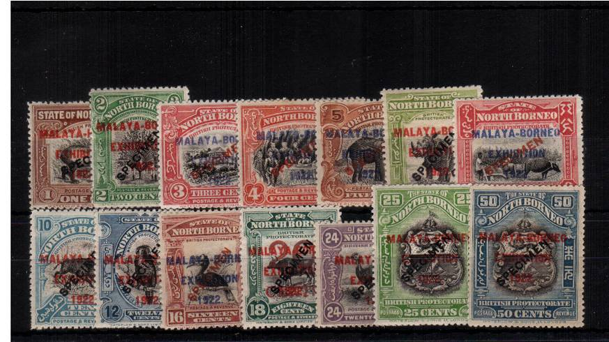 The Malaya-Borneo Exhibition<br/>