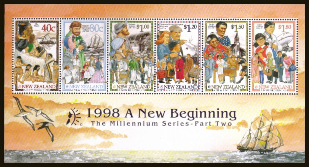 Millennium Series - 2nd Issue<br/>
