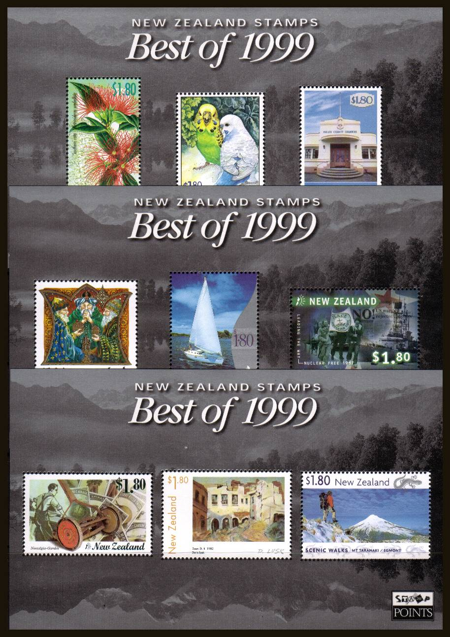 1998 - ''BEST OF 1999''<br/>