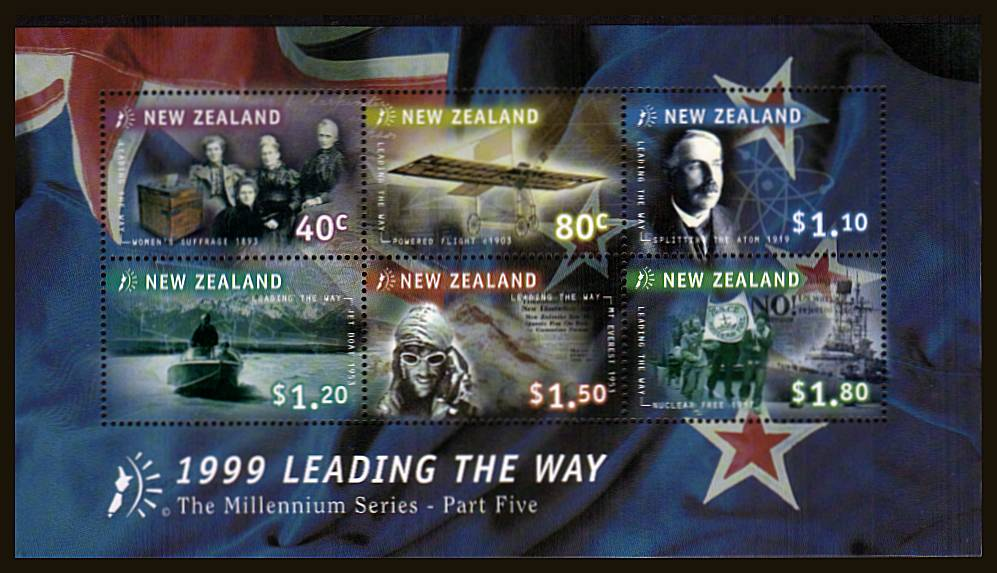 Millennium Series - 5th Issue<br/>