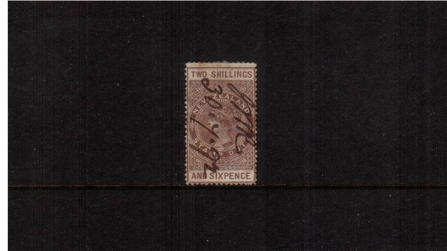 2/6d Grey-Brown - Perforation 12�br/>