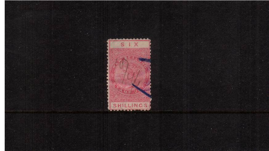 6/- Rose - Perforation 11<br/>