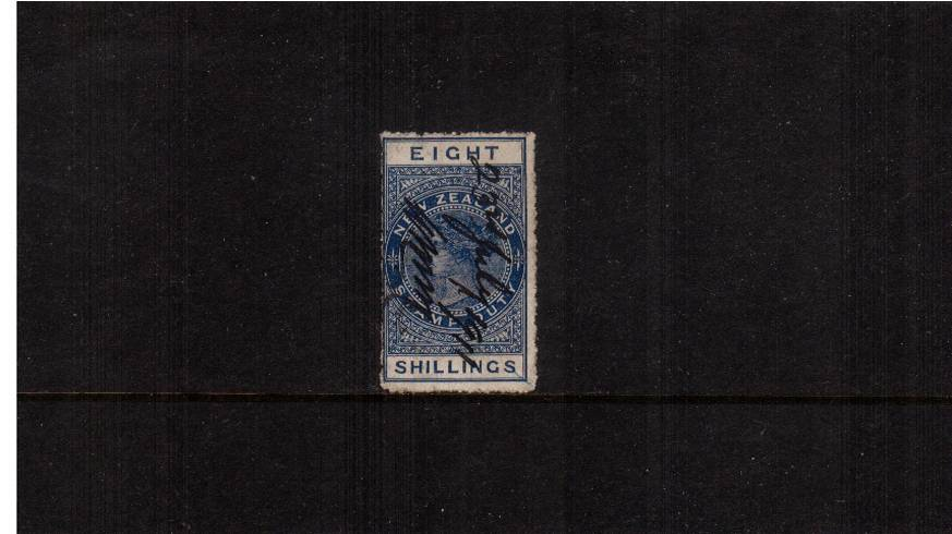 8/- Deep Blue - Perforation 14<br/>
