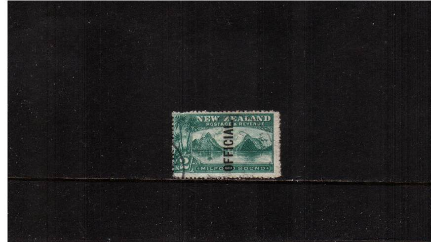 2/- Blue-Green<br/>