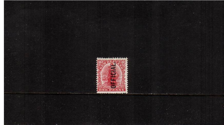 1d Carmine - Perforation 14x15<br/>